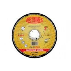 DISCO CORTE METAL 7X1/8X7/8
