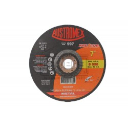 """DISCO DESBASTE T.27 7""""X1/4X7/8"""